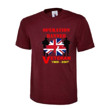Operation Banner Tshirt